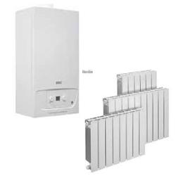 Calefacci n de gas o gasoil para su vivienda ofertastecnoclima - Calefaccion de gasoil ...